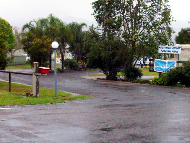 Kootingal Kourt Caravan Park - Accommodation Yamba