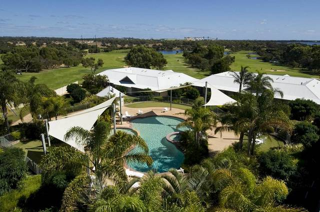 Mercure Sanctuary Golf Resort Bunbury - Accommodation Yamba