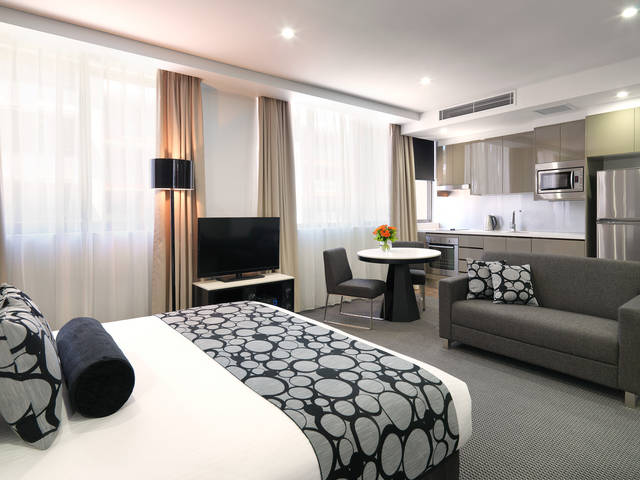 Meriton Serviced Apartments - North Ryde - Accommodation Yamba