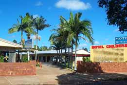 Motel Childers - Accommodation Yamba