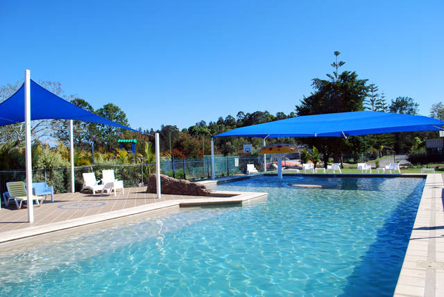 Nambucca River Tourist Park - Accommodation Yamba