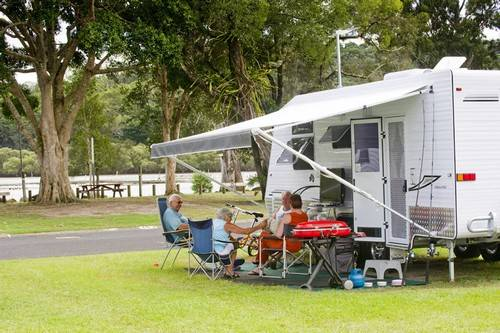 North Coast Holiday Parks Ferry Reserve - Accommodation Yamba