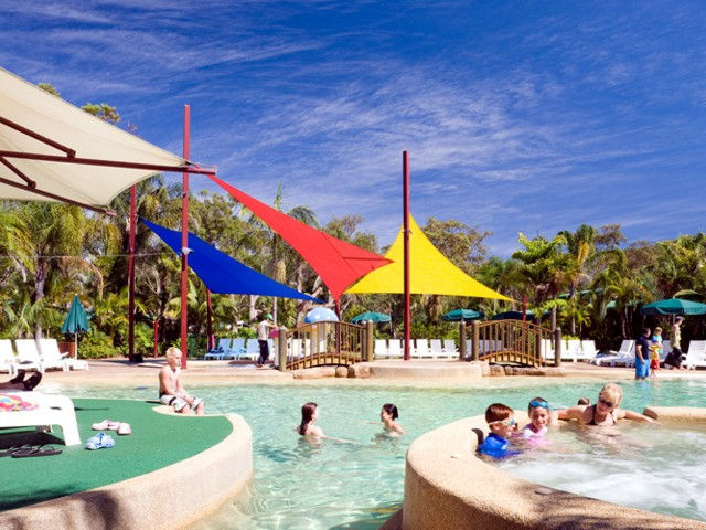 NRMA Ocean Beach Holiday Park - Accommodation Yamba