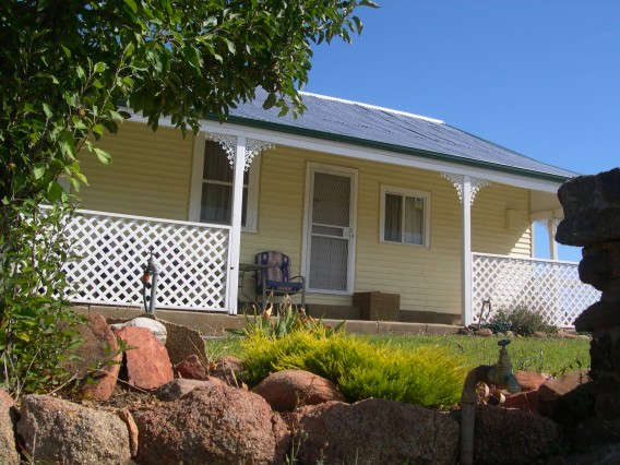 Old Redbank Farmholiday - Accommodation Yamba