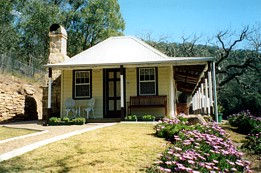 Price Morris Cottage - Accommodation Yamba