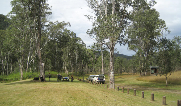 Doon Goonge campground - Accommodation Yamba