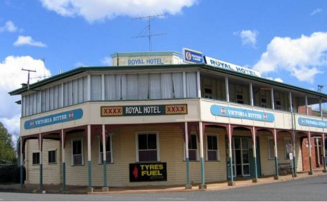 Royal Hotel Mundubbera - Accommodation Yamba