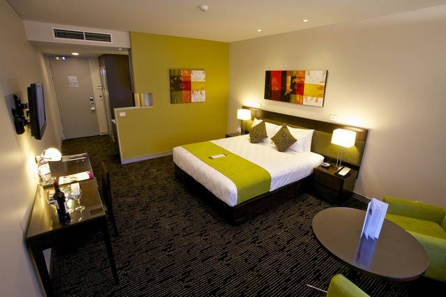 The Colmslie Hotel Suites  Conference Centre - Accommodation Yamba
