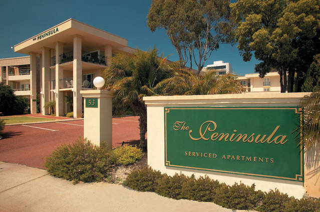 The Peninsula - Riverside Serviced Apartments - Accommodation Yamba