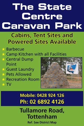 The State Centre Caravan Park - Accommodation Yamba