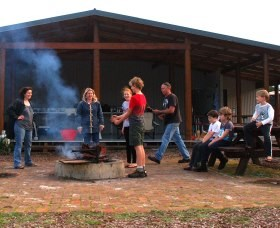 WA Wilderness Catered Camping at Yeagarup Hut - Accommodation Yamba