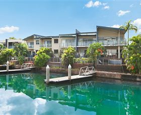 Bay View Luxury Waterfront Villa - Accommodation Yamba