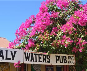 Daly Waters Historic Pub - Accommodation Yamba
