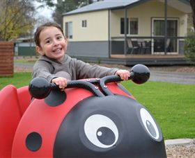 BIG4 Bendigo Marong Holiday Park - Accommodation Yamba