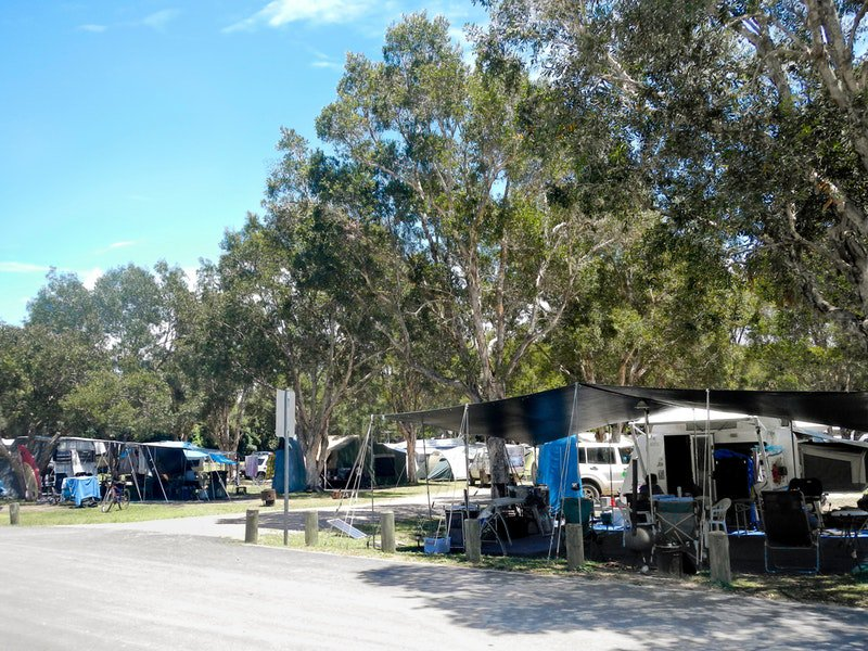 Diamond Head campground - Accommodation Yamba