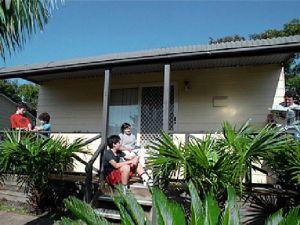 Canton Beach Waterfront Tourist Park - Accommodation Yamba