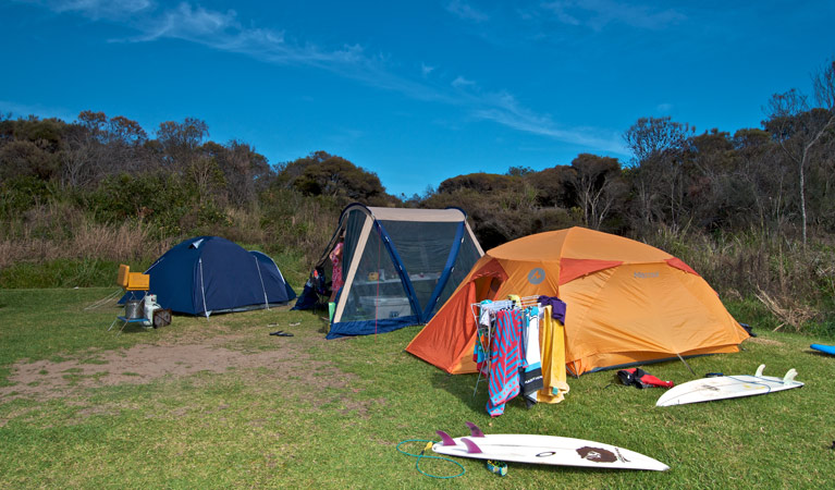 Frazer campground - Accommodation Yamba