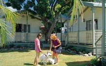 Paradise Palms Caravan Park - Accommodation Yamba