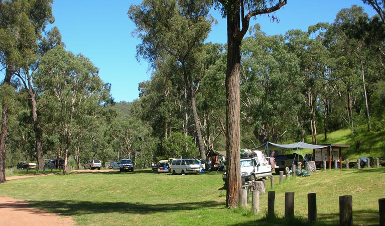 Washpools campground - Accommodation Yamba