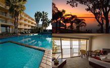 Beachcomber Hotel and Conference Centre - Toukley - Accommodation Yamba