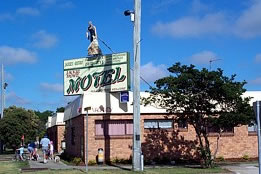 Jackie Howe Motel - Accommodation Yamba