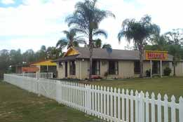 Gayndah A Motel - Accommodation Yamba