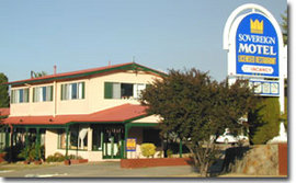 Sovereign Motor Inn Cooma - Accommodation Yamba