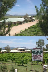 Mudgee Vineyard Motor Inn - Accommodation Yamba