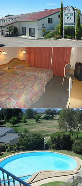 Tumut Motor Inn - Accommodation Yamba