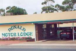 DONALD MOTOR LODGE - Accommodation Yamba