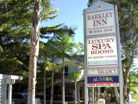 The Barkley Inn - Accommodation Yamba