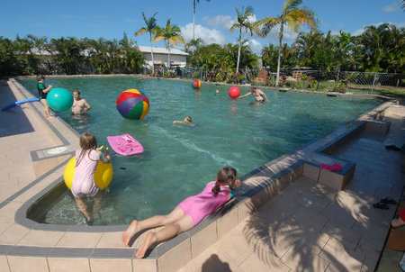 Kurrimine Beach Holiday Park - Accommodation Yamba