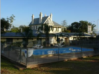 Airlie House Motor Inn - Accommodation Yamba