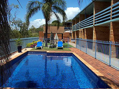 Tannum on the Beach Motel - Accommodation Yamba