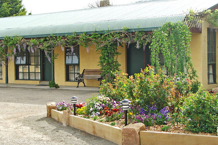 Omeo Motel - Accommodation Yamba