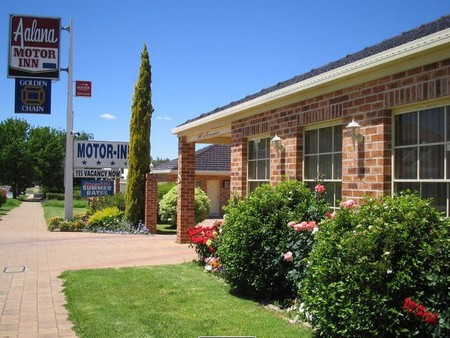 Aalana Motor Inn - Accommodation Yamba