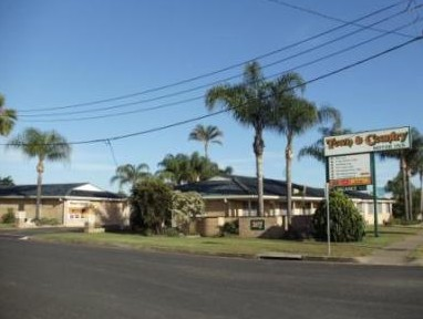 Town and Country Motor Inn Tamworth - Accommodation Yamba