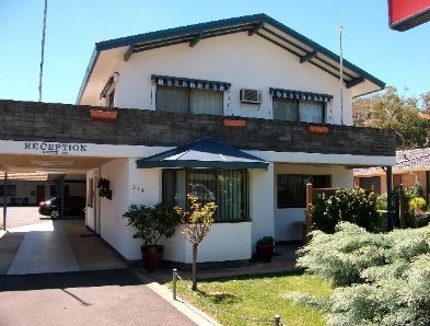 Alkira Motel - Accommodation Yamba