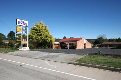 Alpha Motel - Accommodation Yamba