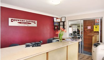 Country Capital Motel - Accommodation Yamba