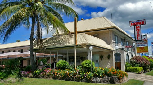 Welcome Home Motel And Apartments - Accommodation Yamba