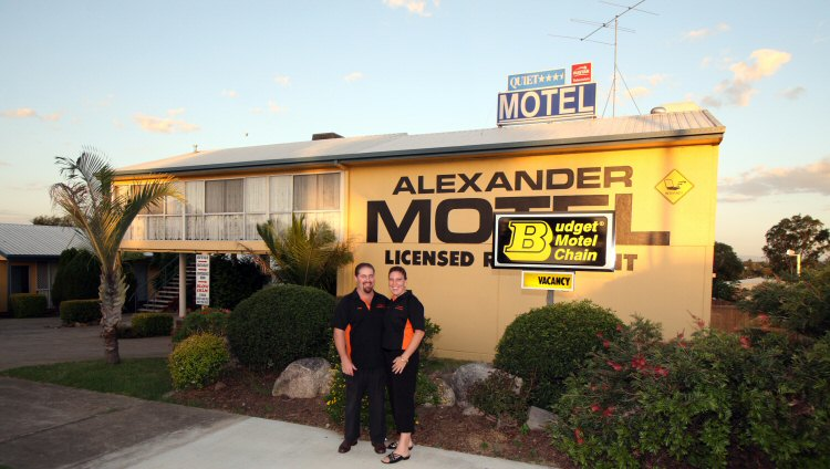 Alexander Motel - Accommodation Yamba