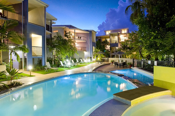 Verano Resort - Accommodation Yamba