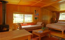 Anketell Forest Cottages - Accommodation Yamba