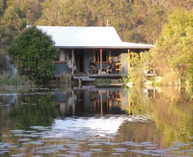 Barney Creek Vineyard Cottages - Accommodation Yamba