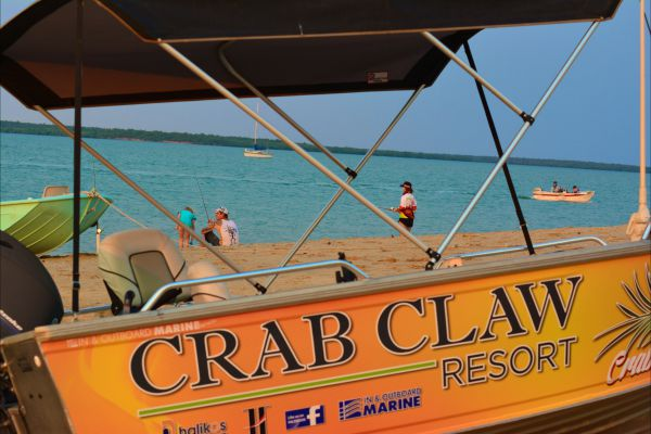 Crab Claw Island Resort