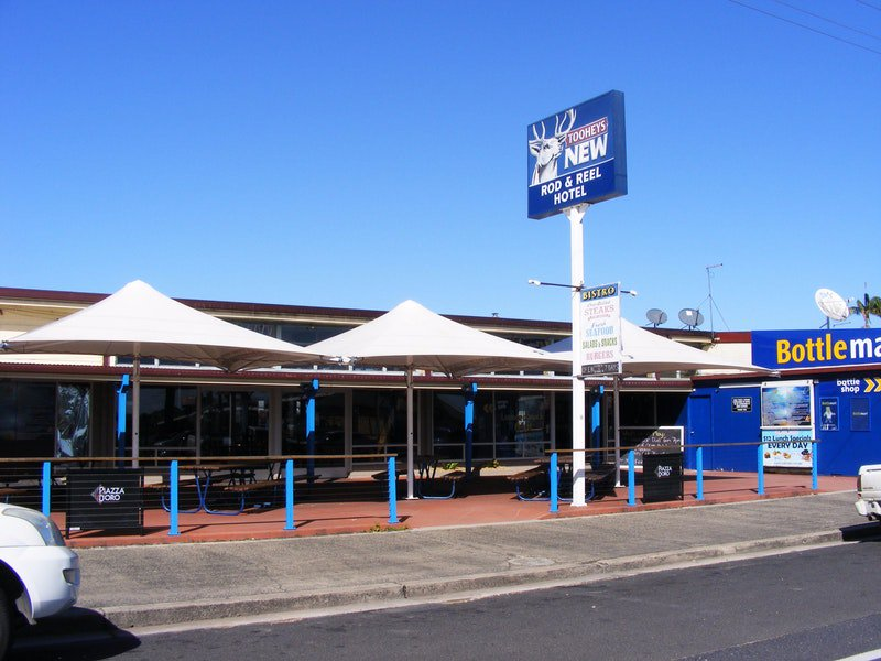 Rod N Reel Hotel Woodburn - Accommodation Yamba