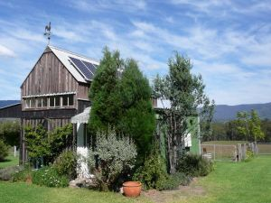 Runnymeade Garden Studio Bed and Breakfast - Accommodation Yamba