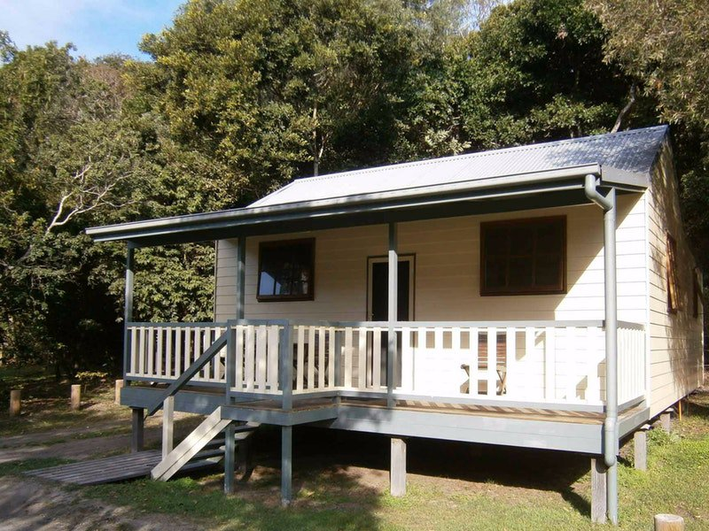 Woody Head Cottages and Cabins - Accommodation Yamba
