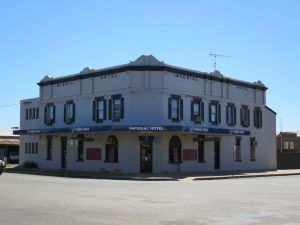 Imperial Hotel Gunnedah - Accommodation Yamba